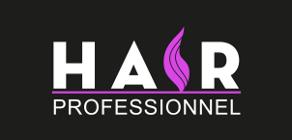 Logo fer a friser ceramique hair-professionnel