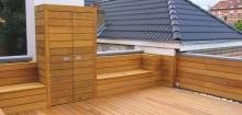 Profiter de sa terrasse en bois