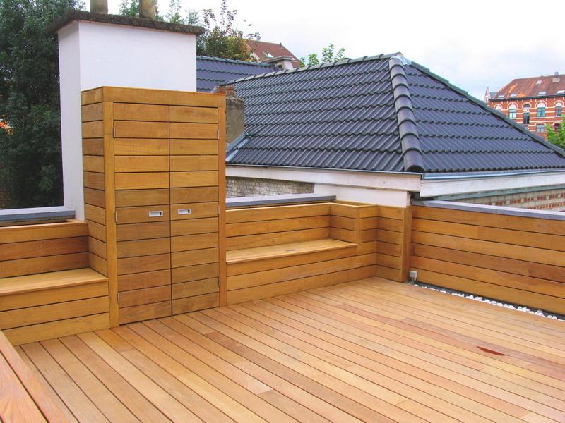 modele de terrasse en bois beautiful terrasse bois faire une terrasse en bois surelevee with. Black Bedroom Furniture Sets. Home Design Ideas