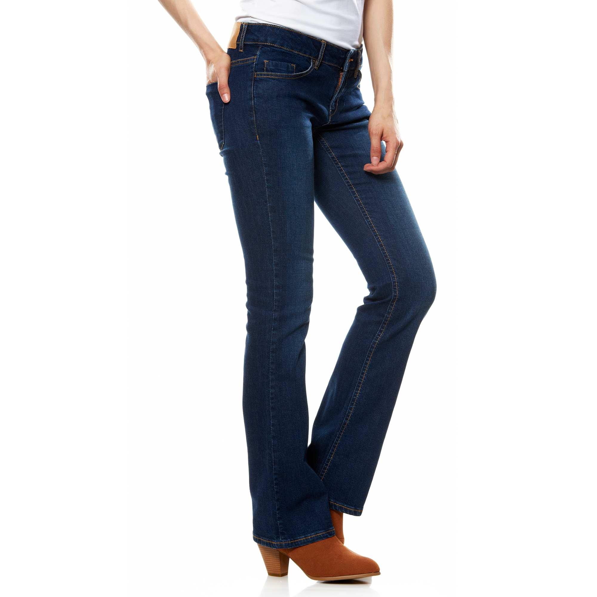 J'ai testé le jeans taille haute