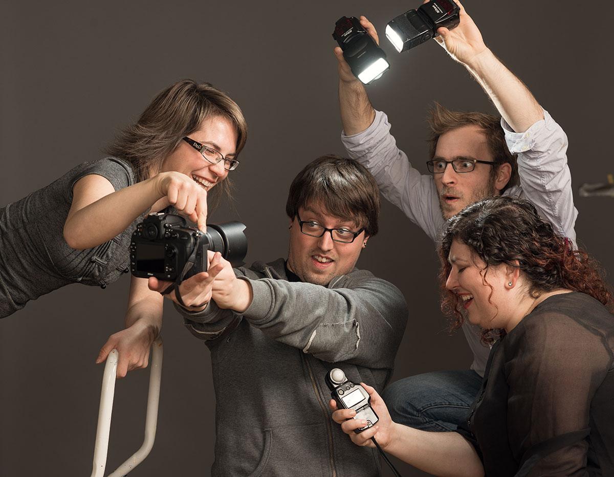 Devenir photographe: les premières choses à faire