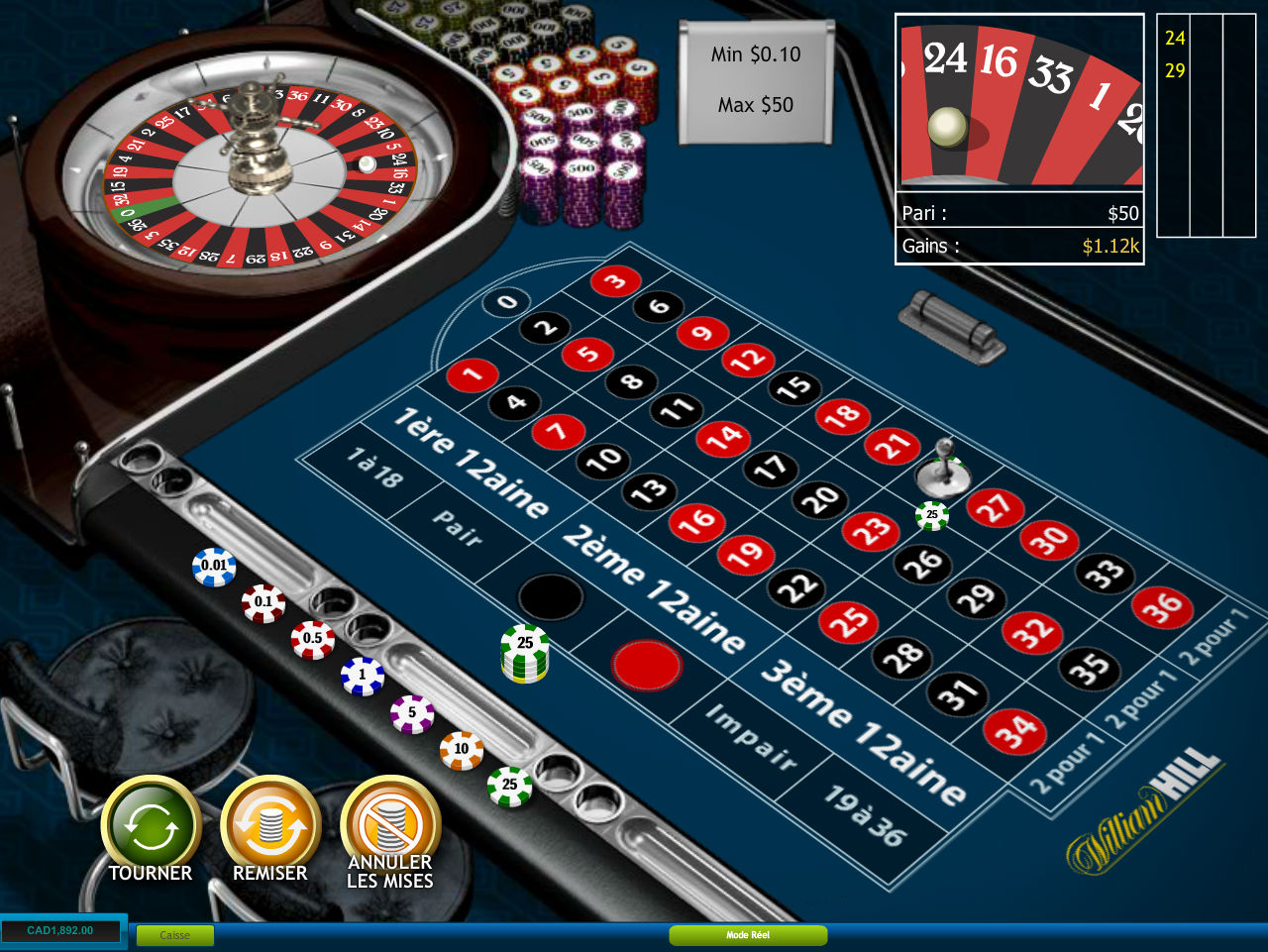 Casino gratuit internet