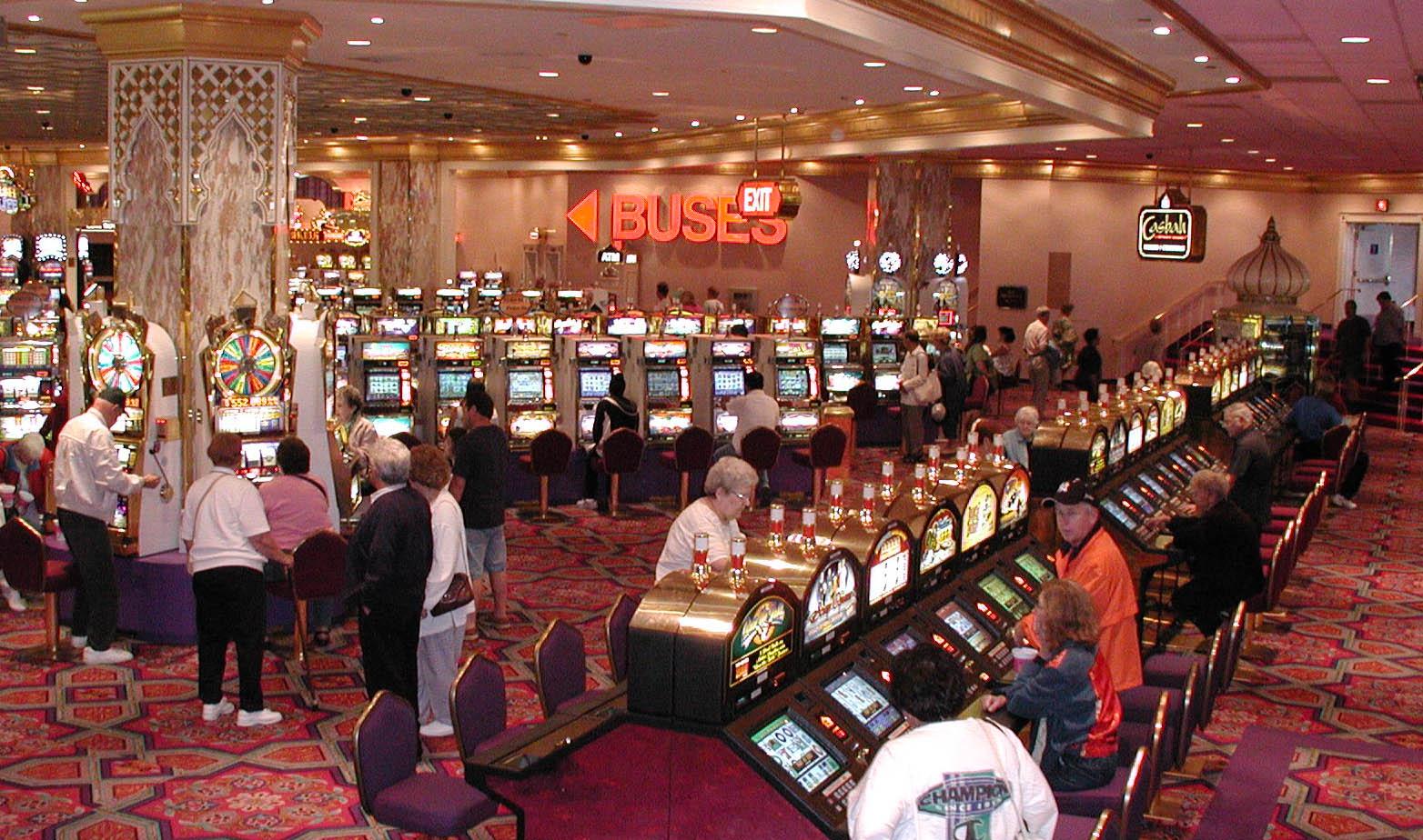 Jeux casino: pour se divertir et investir